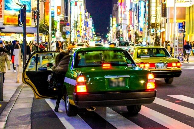 タクシー業界での様々な働き方