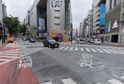 渋谷 稼ぎ方