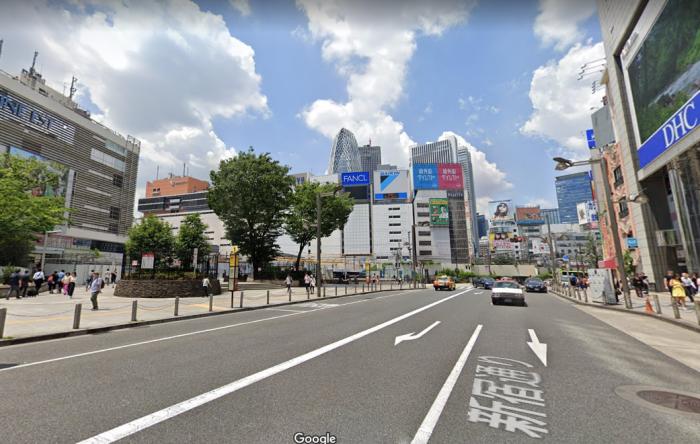 新宿 ロング